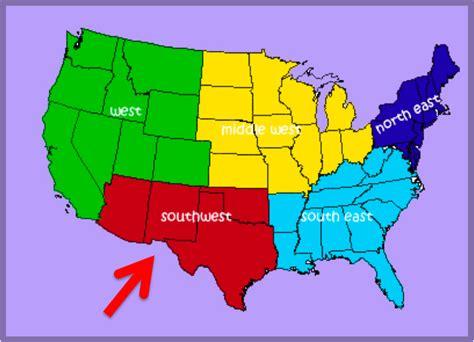 map of the united states southwest region southwestern united states southwest u s