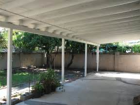 backyard covered patio a home in the