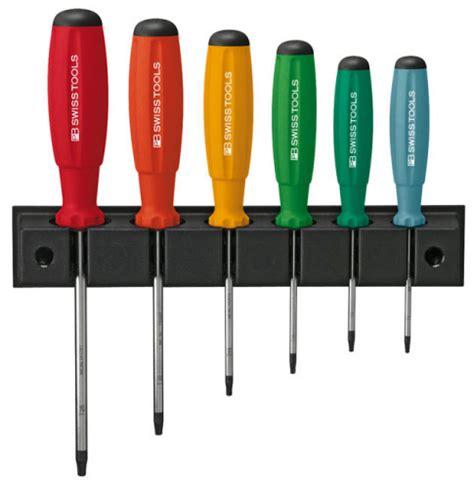 Kunci L Pb Swiss pb swiss tools schraubenzierersatz torx pb8440rb