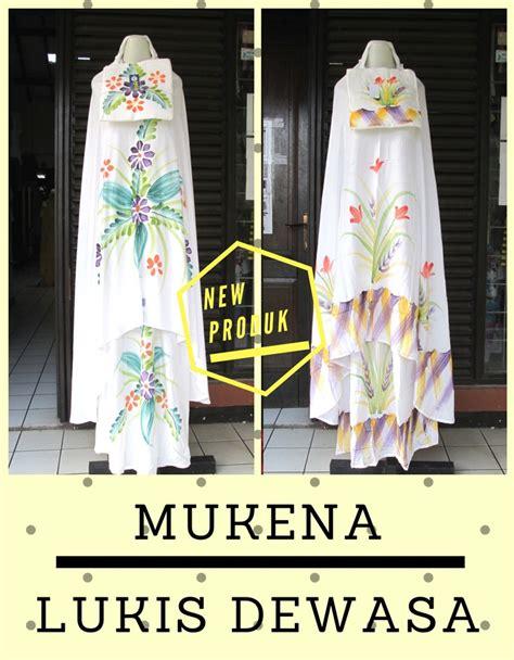 Mukena Bali Dewasa Mukena Murah agen mukena lukis dewasa murah bandung 75ribu bandarbaju