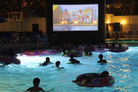 swimming pool movie schickel architecture community