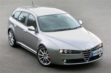 alfa romeo 159 sportwagon alfa romeo 159 sportwagon 1750 review autocar