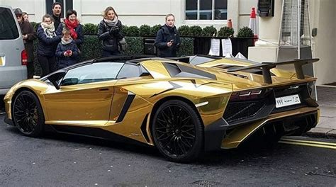 lamborghini aventador sv roadster gold gold lamborghini aventador lp 750 4 sv roadster teamspeed com