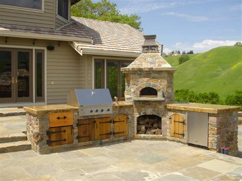 Outdoor Kitchens Images | douglas landscape construction outdoor kitchens