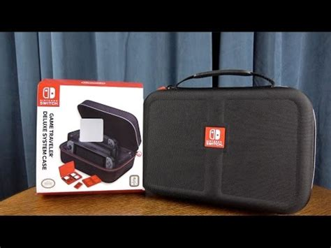 Dijamin Nintendo Switch All In Carrying Bag Hori the ultimate nintendo switch carry all travel