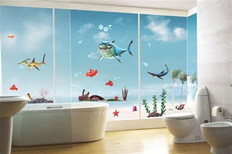 paint stickers for wall bathroom wall designs decor paint ideas laudablebits