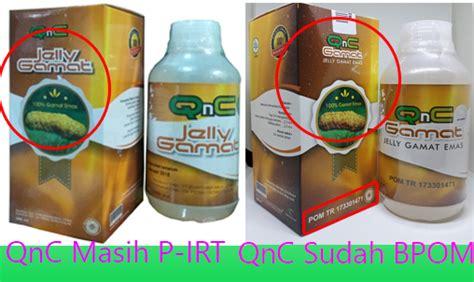 Qnc Jelly Gamat Yang Kemasan Baru new qnc jelly gamat sudah ber bpom dan kemasan baru