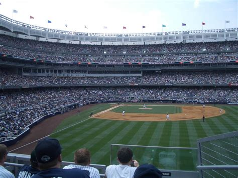 Section 205 Yankee Stadium by Yankees Reality Check Breaths Everyone