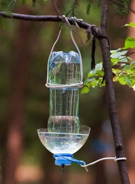 Ideas For Bird Feeders how to recycle plastic bottles for bird feeders creative ideas for recycled crafts