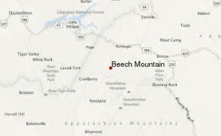 beech mountain mountain information