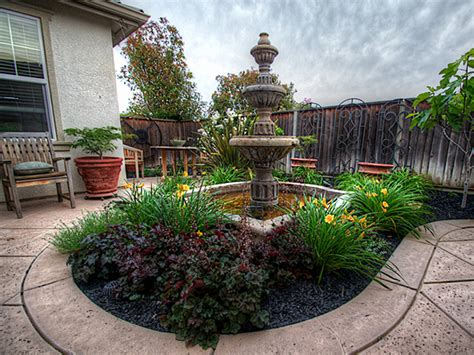 Backyard Landscaping Ideas For Small Yards Outdoor Gardening Breakfast Garden Landscaping Ideas For Small Yards Pictures