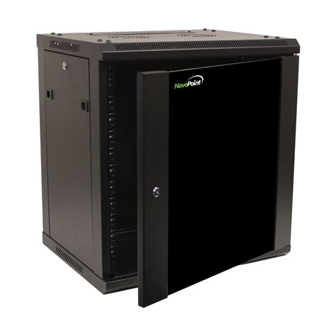 wall mount rack enclosure server cabinet 12u wall mount server 19 inch it cabinet rack