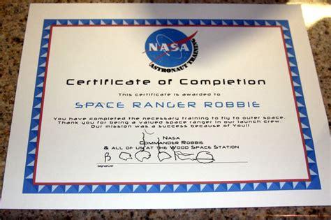 Ecu Mba Certificates by Nasa Certificate Apollo 13
