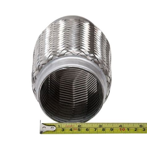 Pipa Medium 3 Inch Flex Pipe Medium 6 Inch 3 Inch Bore
