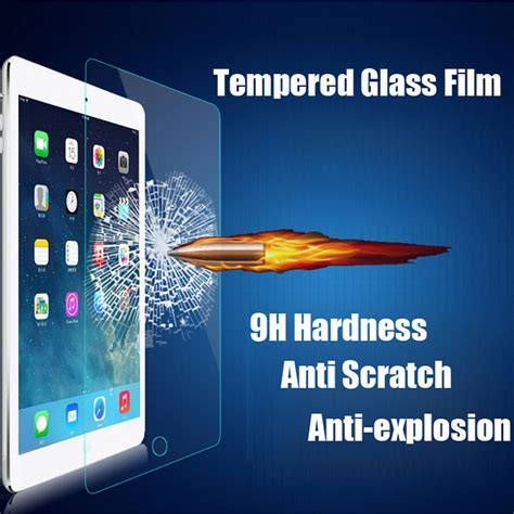 Tempered Glass Universal Tab Tablet 6 8 Inch Anti Gores Advan Evercoss 9h hardness toughened screen protector for nexus 7