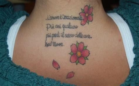 di vasco da tatuare tatuaggi da scrivere foto 20 46 pourfemme