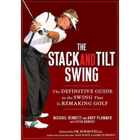 the swing book 3jack golf blog the stack and tilt swing book review