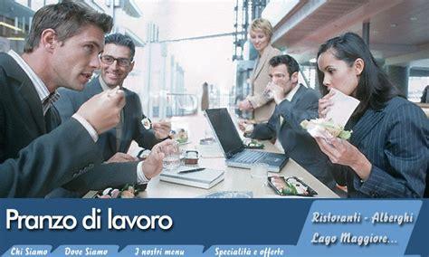 banchetti da lavoro pranzo pranzi di lavoro angera lago maggiore ispra