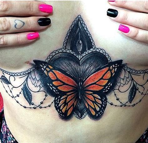 butterfly tattoo under breast 92 best images about tattoo ideas on pinterest moth
