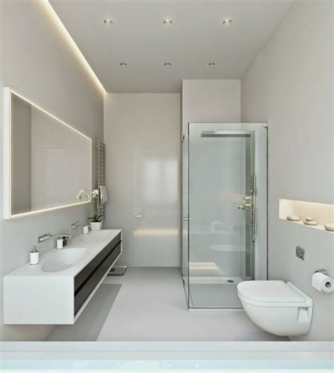1000 Images About Lighting Bathroom On Drywall Squares And Bathroom Modern by Techos Modernos Con Luces Led Integradas 50 Ideas