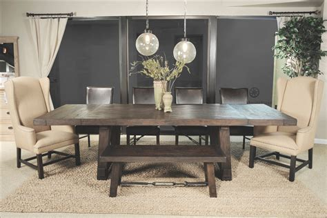gray dining room table grey dining room furniture teebeard elegant rectangular