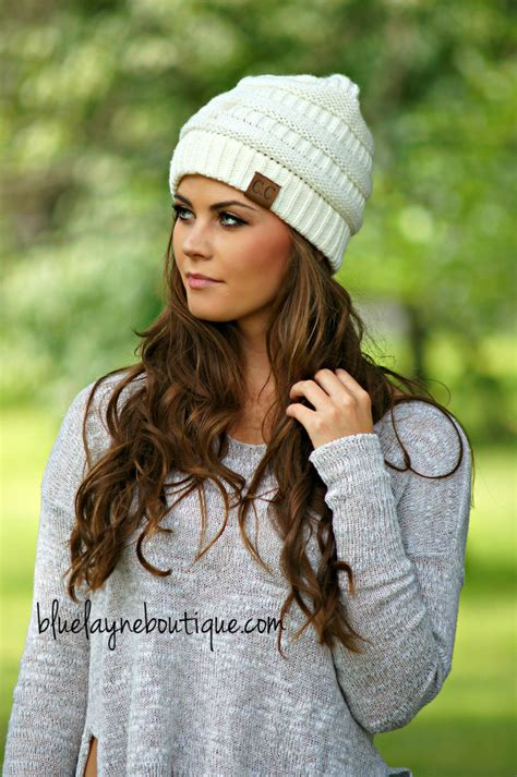 Fluppy Set Overall Maroon Bb slouchy cc beanies ivory other colors from blue layne
