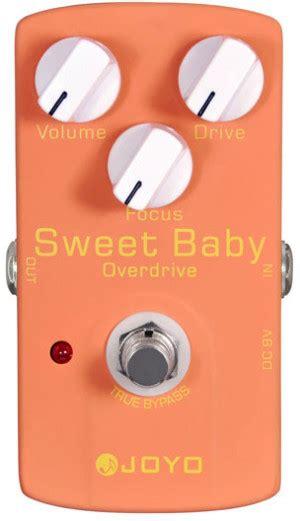 Effect Joyo Jf 36 Sweet Baby Overdrive Mad Professor Sweet Honey joyo sweet baby jf 36 overdrive pedal review guitar verdictguitar verdict