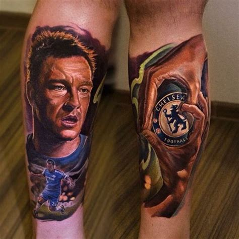 chelsea tattoo chelsea fc ideas designs images sleeve arm