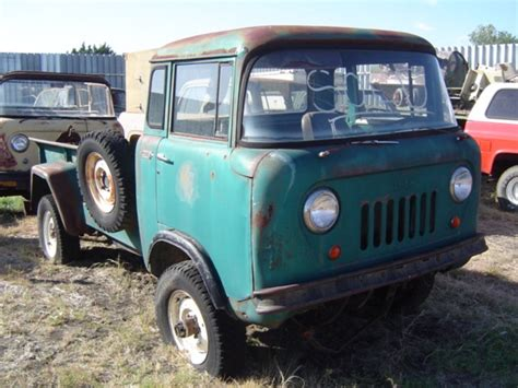 Willys Jeep Fc 170 For Sale 1963 Fc 170 Willys