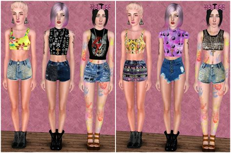 my sims 3 blog clothing my sims 3 blog new clothing by ilikeyourfacesims