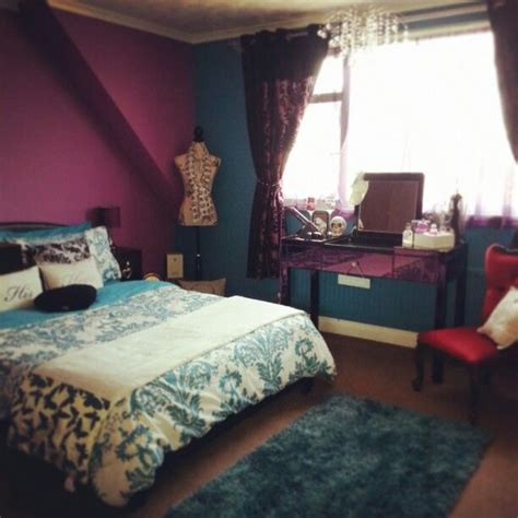 purple teal bedroom teal and purple bedroom bedroom ideas pinterest