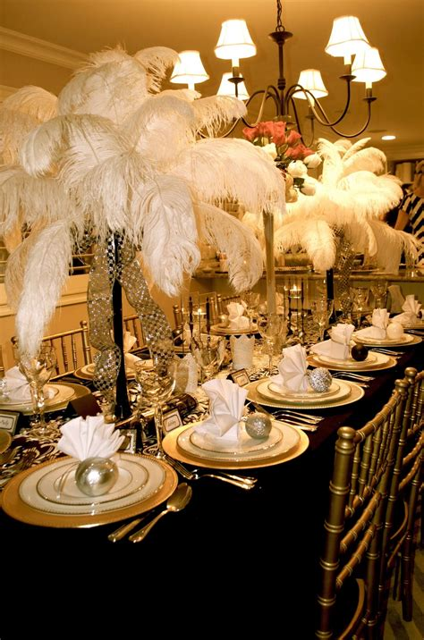 the great gatsby themed decorations great gatsby themed theme the great gatsby