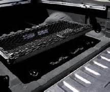 Nissan Frontier Utili Track Accessories Utili Track Accessories Sliding Floor Tray 999c3 Br200