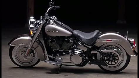 2018 softail deluxe 2018 harley davidson softail deluxe outside looks