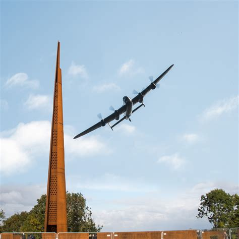 spire lincoln international bomber command centre