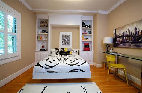 bedroom and office 25 creative bedroom workspaces with style and practicality