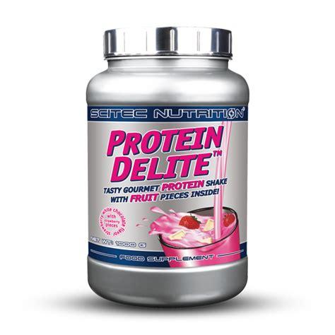 Berapa Suplemen Whey Protein Scitec Indonesia Protein Delite