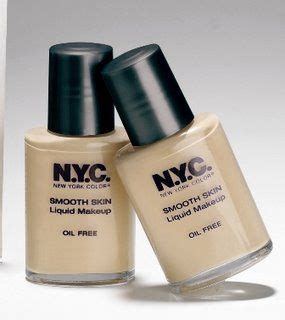 New York Color Smooth Skin Liquid Foundation New York Color Smooth Skin Liquid Makeup Reviews Photos Ingredients Makeupalley