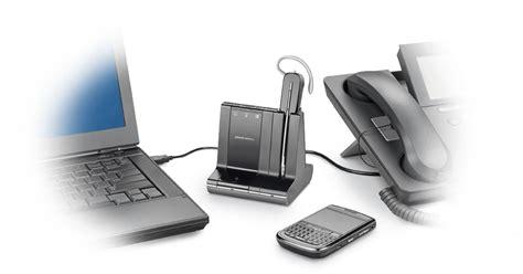 Plantronics Savi W740 Wireless Phone Headset
