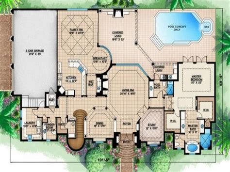 exotic house plans tropical house designs and floor plans modern tropical