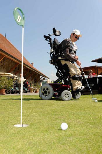 disabled golfers  paradox   handicap gorilla