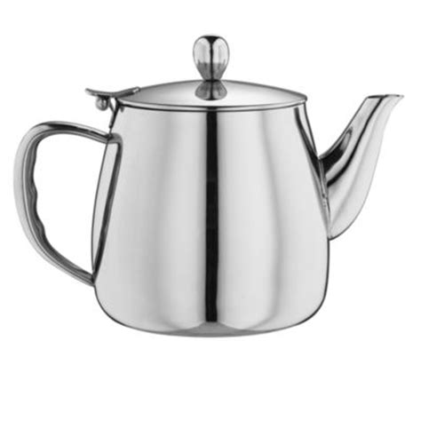 Egg Muffin Toaster Stainless Steel Teapot With Cool Touch Handle 1l