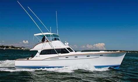 yacht financing 1957 rybovich 44 financing available power boat for sale