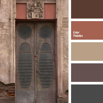 gray and brown paint scheme shades of beige colors color palette ideas