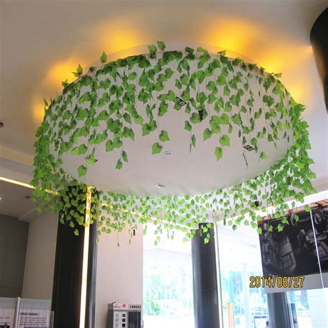 ivy home decor 1x home decor artificial ivy grape leaf garland plants