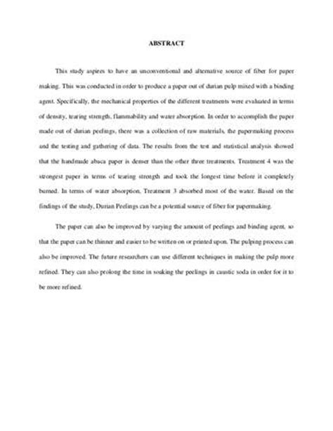 thesis abstract online dissertation abstracts online