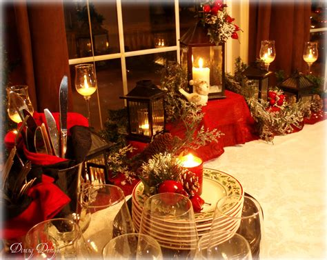 dining delight christmas lantern buffet