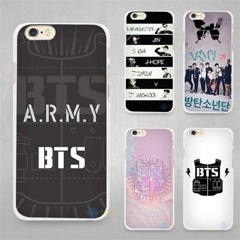 Iphone 5 5s Se Skateboard Logo Wallpaper Hardcase bts bangtan boys logo white cell phone cover for apple iphone 4 4s 5 5c se 5s 6