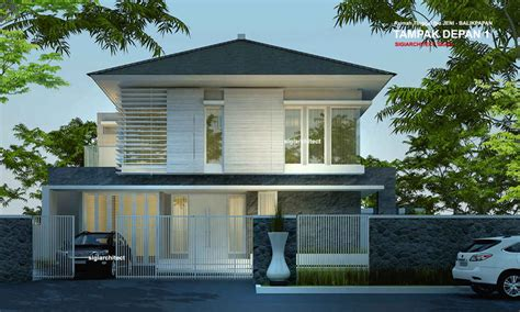 desain depan rumah kaca desain rumah sudut minimalis 2 lantai