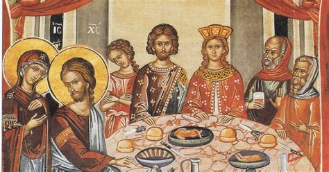 Wedding At Cana Verse by The Crucified God The Wedding At Cana